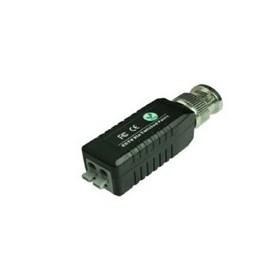 Transceptor pasivo de video por par trenzado conector