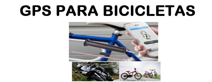 LOCALIZADORES GPS BICICLETAS